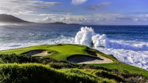 pebble beach tips