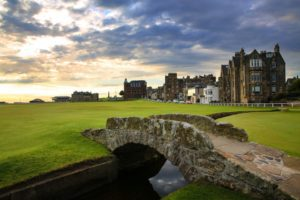 alfred dunhill links tips
