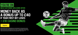 unibet new customer offer