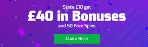 betfred bingo 100 free spins