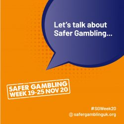 safer gambling week